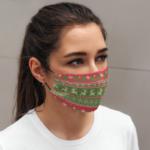 Masca Textila Christmas #1