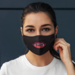 """Masca Textila """"Sexy Halloween"""""""