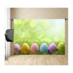 Fundal foto Ouă pictate de Paște