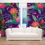 Draperie Design Floral #8