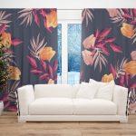 Draperie Design Floral #4