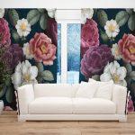 Draperie Design Floral #30