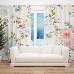 Draperie Design Floral #29