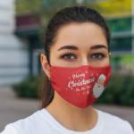 Masca Textila Christmas #4