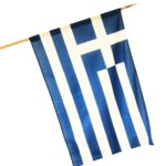 Drapel national GRECIA
