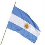 Drapel national ARGENTINA