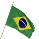 Drapel national BRAZILIA