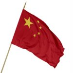Drapel national CHINA