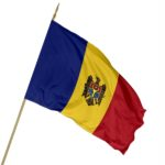 Drapel national REPUBLICA MOLDOVA