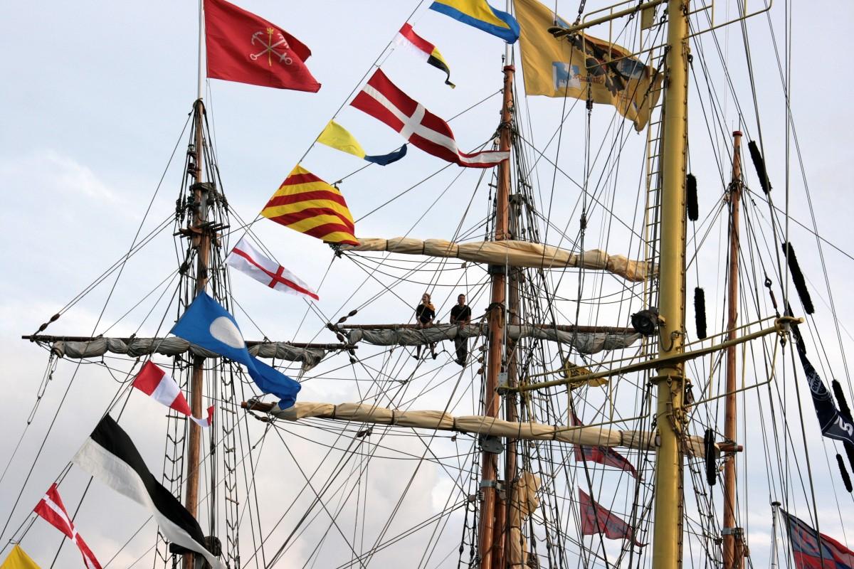 steagurile nautice
