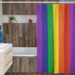 """Perdea duș """"Rainbow"""""""