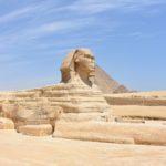 "Fototapet autoadeziv ""Marele Sfinx de la Giza"""