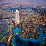 """Fototapet autoadeziv """"Burj Khalifa"""""""