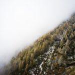 """Fototapet autoadeziv """"Pe culmile munţilor"""""""